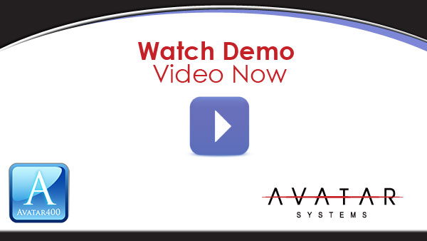 Watch the Avatar400 Demo Video!